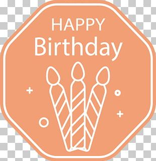 Happy Birthday To You Wish Greeting Card Party PNG