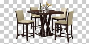 Table Dining Room Bar Stool Chair Furniture PNG