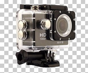 Action Camera 1080p GoPro Camcorder PNG