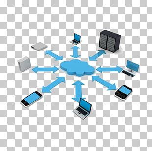 Cloud Computing Computer Network Service PNG