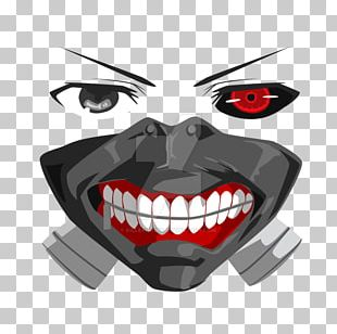 T-shirt Tokyo Ghoul Mask Poster PNG