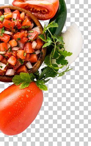 Tomato Salsa Pico De Gallo Mexican Cuisine Taco PNG
