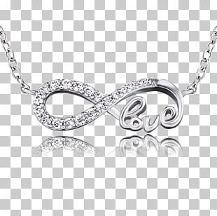 Earring Necklace Jewellery Chain Silver PNG