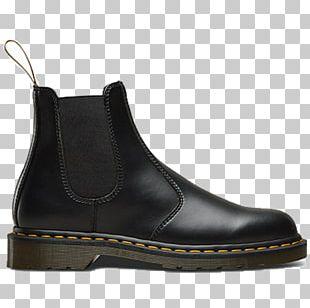 Chelsea Boot Shoe Footwear Dr. Martens PNG