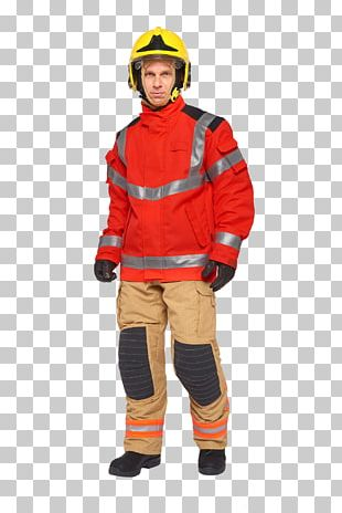 Firefighter Personal Protective Equipment Firefighting Fire Department Emergency Service PNG