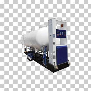 Liquefied Petroleum Gas Газовая Заправка. LPG Station Machine Punching PNG