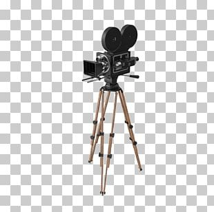 Video Camera Tripod Photographic Film Photography PNG