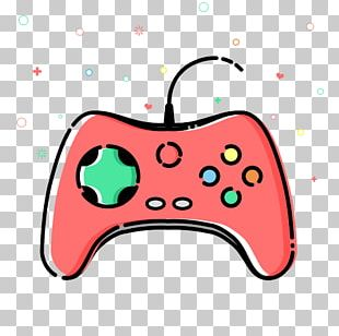 Video Game Gamepad Joystick Icon PNG
