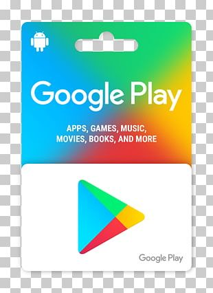 Google Play Gift Card Android Delivery Game PNG