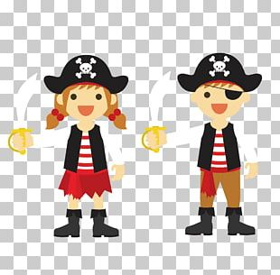Party Birthday Piracy Child PNG
