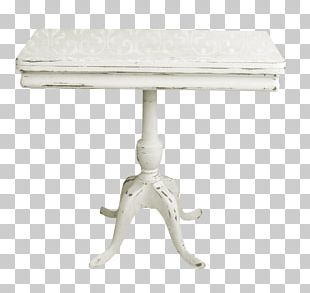 Coffee Table White Chair PNG