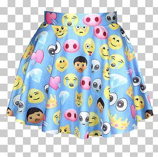 Emoji Clothing Dress Skirt Top PNG