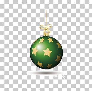 Christmas Ornament Bombka PNG
