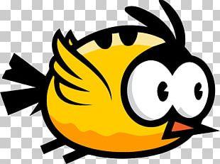 Flappy Bird Tap Bird 2D Spike Bird PNG