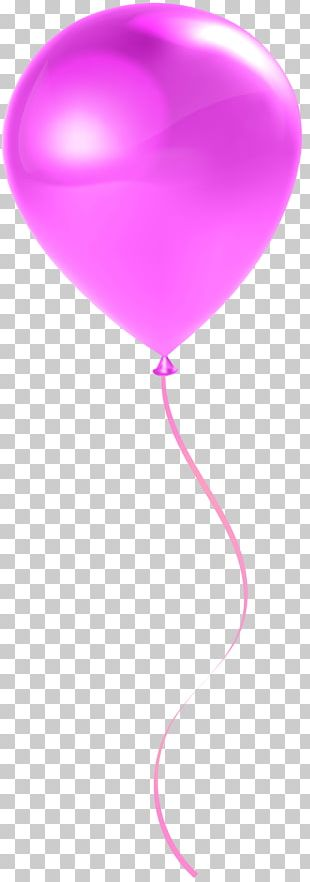 Balloon Petal Design Product PNG