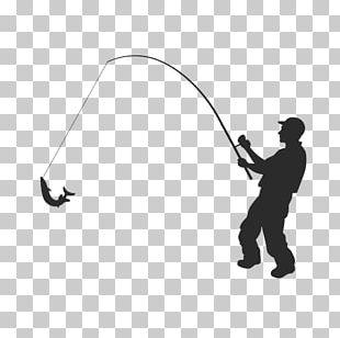 Fishing Rods Fisherman PNG