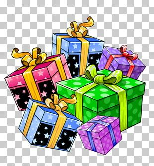 Gift Birthday PNG