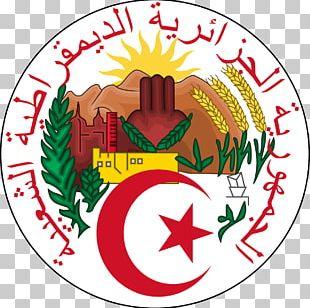 Emblem Of Algeria French Algeria Districts Of Algeria Seal PNG