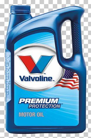Motor Oil Car Valvoline Lubricant PNG