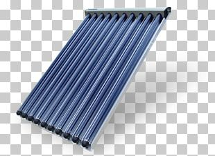Solar Thermal Collector Solar Energy Solar Water Heating PNG