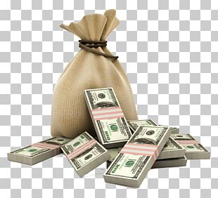 Money Bag Currency Coin Loan PNG