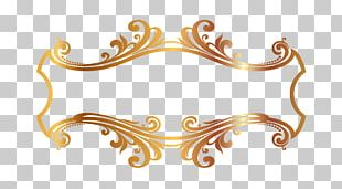 Baroque Ornament Floral Ornament CD-ROM And Book Decorative Borders Decorative Corners PNG