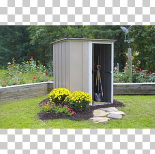 Shed Garden Building Arrow Brentwood Lean-to PNG