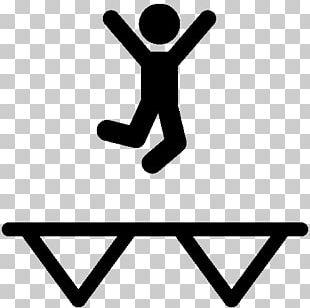 Trampoline Bungee Jumping Trampolining PNG