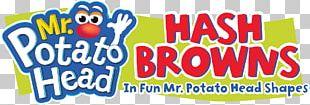Mr. Potato Head Hash Browns Sheriff Woody Logo PNG
