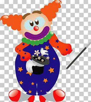 Pierrot Clown Circus YouTube PNG