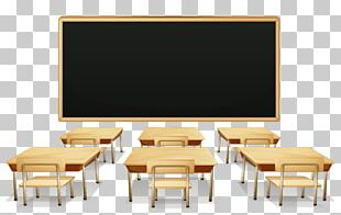 Classroom Student PNG