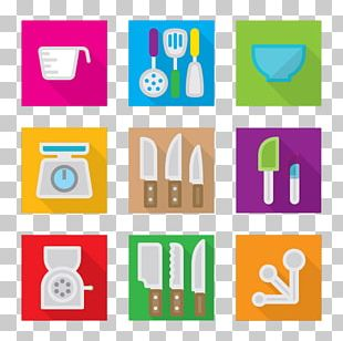 Kitchen Utensil Drawing Icon PNG