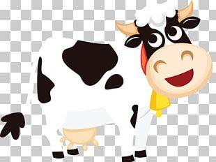 Cattle Drawing Spotify La Vaca Lola PNG