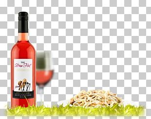 Liqueur Red Wine Bottle PNG