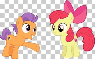 Apple Bloom Scootaloo Applejack Twilight Sparkle Rainbow Dash PNG