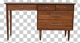 Desk Product Design Drawer Wood Stain Buffets & Sideboards PNG