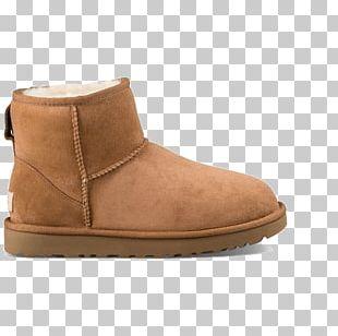 MINI Ugg Boots Sheepskin Boots PNG