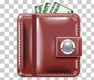 Wallet Money Bag Currency Strap PNG