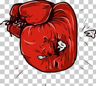 Boxing Glove Boxing Glove Cartoon PNG