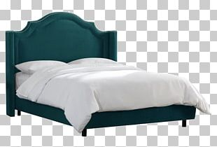 Bed Frame Headboard Furniture Tufting PNG