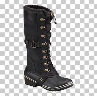 Snow Boot Slipper Shoe Knee-high Boot PNG