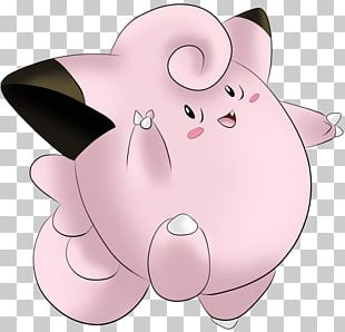 Clefairy Pokémon X And Y Pokémon Adventures Pokémon FireRed And LeafGreen PNG