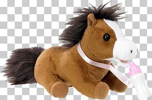 Pony Toy Horse Plush Child PNG