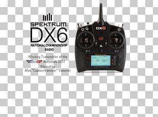 Spektrum RC Transmitter Radio Receiver Communication Channel Radio-controlled Car PNG