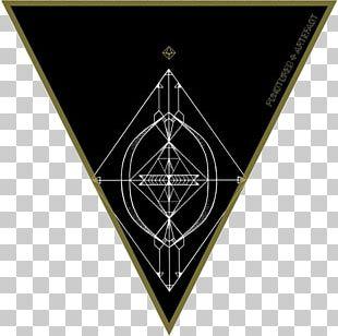 Symbol Sacred Geometry Flash Artefact PNG