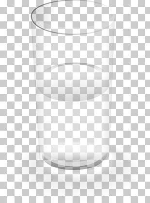 Tea Highball Glass Water Drinking PNG