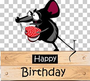 Happy Birthday To You Greeting Card Cartoon PNG