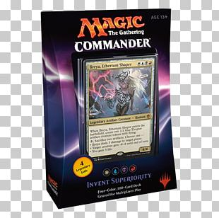 Magic: The Gathering Commander Playing Card Collectible Card Game Magic: The Gathering – Duels Of The Planeswalkers 2014 PNG