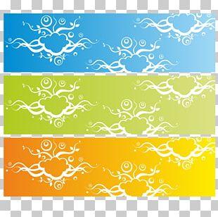 Web Banner Graphic Design Desktop PNG