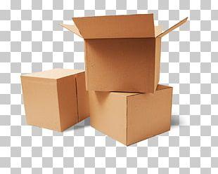 Mover Cardboard Box Paper Corrugated Fiberboard PNG